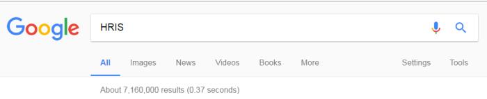 Google HRIS